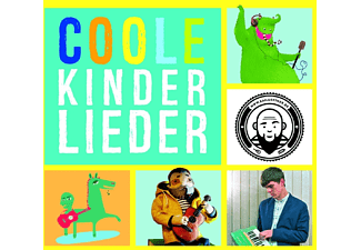 VARIOUS - Coole Kinderllieder - (CD)