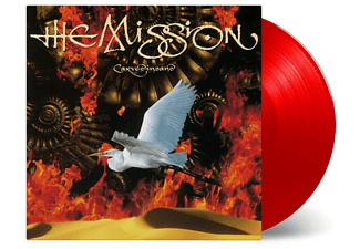 The Mission - Carved In Sand (LTD Red Vinyl) - (Vinyl)