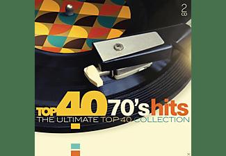 VARIOUS - TOP 40 / 70'S | CD