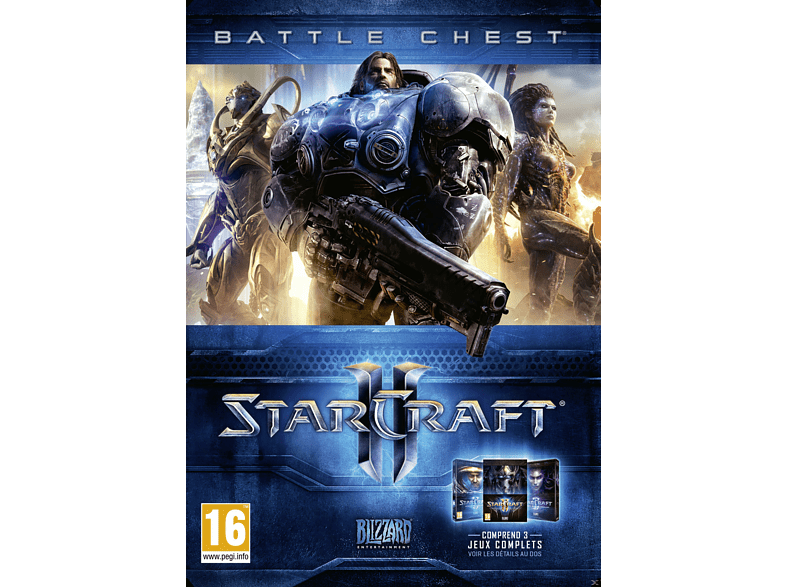 StarCraft II - Battle Chest PC gaming games pc games