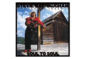 Stevie Ray Vaughan & Double Trouble - Soul to Soul - (Vinyl)