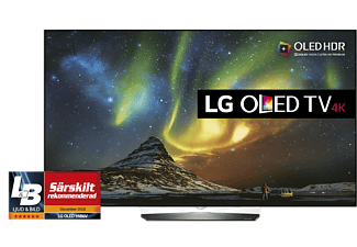 "LG OLED65B6V 65"" Smart 4K OLED TV -  Svart"