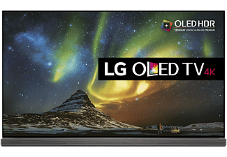 "LG OLED77G6V 77"" Smart 4K OLED TV - Svart"