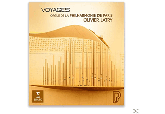 Olivier Latry - Voyages (Transkriptionen Für Orgel) - (CD)