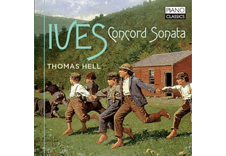Hell Thomas - Concord Sonata - (CD)