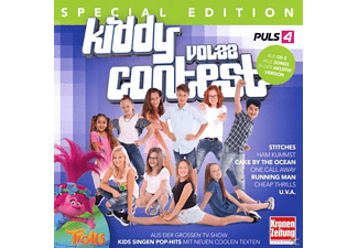 Kiddy Contest Kids 2016 - Kiddy Contest,Vol.22 (Special Edition) - (CD)