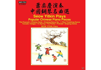 Yitkin Seow - Popular Chinese Piano Pieces - (CD)