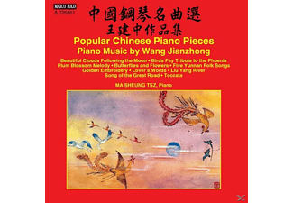 Ma Sheung Tsz - Popular Chinese Piano Pieces - (CD)