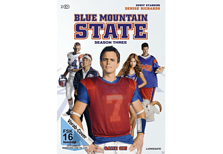 Blue Mountain State, Staffel 3 - (DVD)