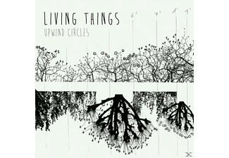 Living Things - Upwind Circles - (CD)