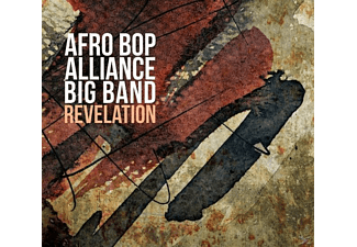 Afro Bop Alliance Big Band - Revelation - (CD)