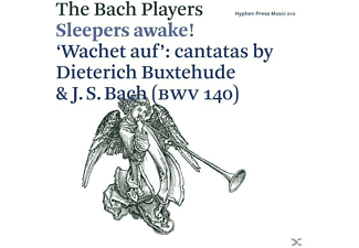 The Bach Players - F Cantatas By Buxtehude & J.S.Bach - (CD)