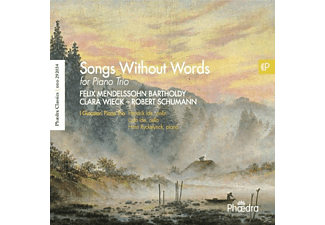 I Giocatori Piano Trio - Songs Without Words For Piano Trio - (CD)