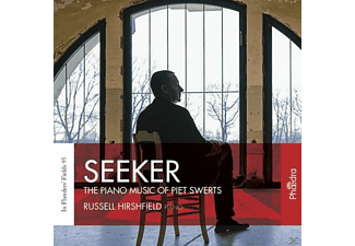 Russell Hirshfield - Seeker The Piano Music Of Piet Swerts - (CD)