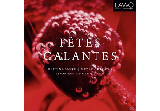 Bettina Smith - FeTES GALANTES - (CD)