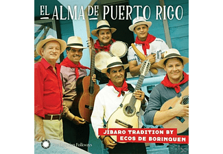 El Alma De Puerto Rico - El Alma de Puerto Rico: Jíbaro Tradition by Ecos - (CD)