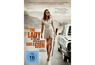 The Lady in the Car with Glasses and a Gun - (DVD)