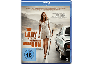 The Lady in the Car with Glasses and a Gun - (Blu-ray)