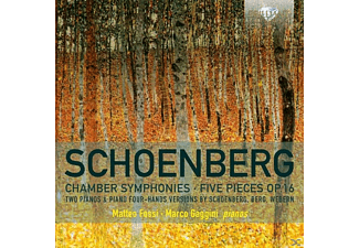 Fossi,Matteo/Gaggini,Marco - Chamber Symphonies/Five Pieces op.16 - (CD)