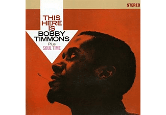 Bobby Timmons - This Here is Bobby Timmons/Soul Time (CD)