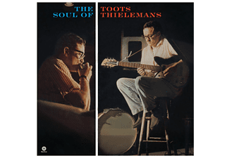 Toots Thielemans - The Soul of/Toots Thielemans (HQ) (Vinyl LP (nagylemez))