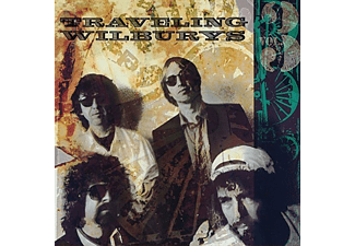 VARIOUS, Traveling Wilburys - The Traveling Wilburys,Vol.3 - (CD)