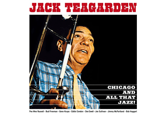 Jack Teagarden - Chicago & All That Jazz! (CD)