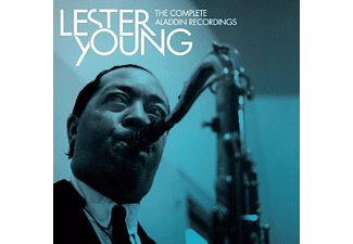 Lester Young - The Complete Aladdin Recordings (CD)
