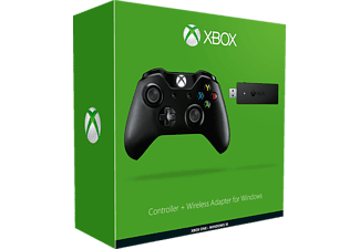 MICROSOFT Xbox Controller + Wireless Adapter for Windows