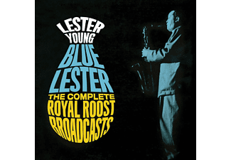 Lester Young - Blue Lester: Complete Royal Roost Broadcasts (CD)