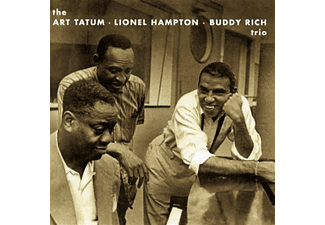 Art Tatum, Lionel Hamton & Buddy Rich - The Art Tatum Lionel Hampton Buddy Rich Trio (CD)