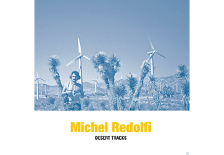 Michel Redolfi - Desert Tracks - (CD)