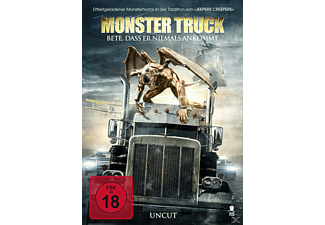 Monster in Truck - (DVD)