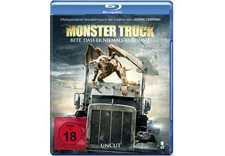 Monster Truck - (Blu-ray)