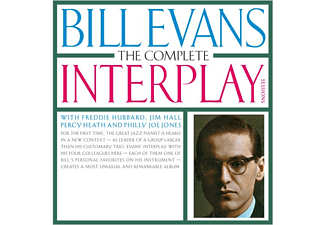 Bill Evans - Complete Interplay Sessions (CD)