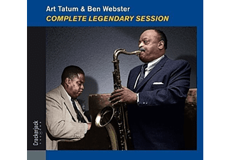 Art Tatum & Ben Webster - Complete Legendary Session (CD)
