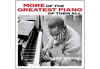 Art Tatum - More of the Greatest Piano of Them All/Still More of the Greatest Piano of Them All (CD)