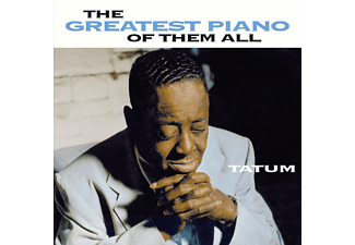 Art Tatum - The Greatest Piano of Them All (CD)