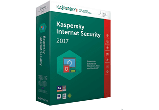 Kaspersky Internet Security 2017 (Code in a Box)