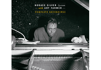 Horace Silver - Complete Recordings (CD)