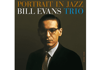 Bill Evans Trio - Portrait in Jazz (High Quality Edition) (Vinyl LP (nagylemez))