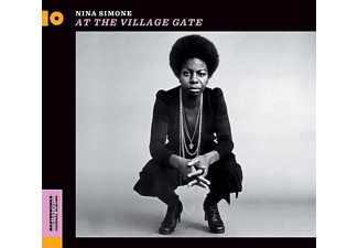 Nina Simone - At the Village Gate (CD)