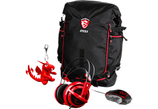 MSI Xmas Pack GT-Serie, Notebooktasche