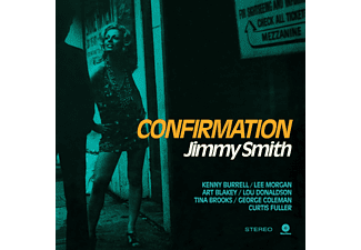 Jimmy Smith - Confirmation (HQ) (Vinyl LP (nagylemez))
