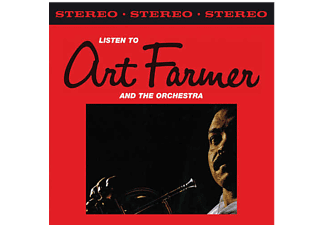 Art Farmer - Listen to Art Farmer and the Orchestra / Brass Shout (CD)