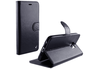 "VOLTE-TEL Θήκη Sony Xperia E5 F3311 5.0"" Leather-TPU Book Stand Black - (5205308172861)"