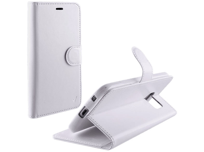 VOLTE-TEL Θήκη Sony Xperia E5 F3311 5.0 Leather-TPU Book Stand White - (52053081 τηλεφωνία   πλοήγηση   offline αξεσουάρ κινητής smartphones   smartliving αξεσου