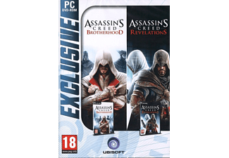 Assassin's Creed Revelations/ Assassin's Creed Brotherhood PC