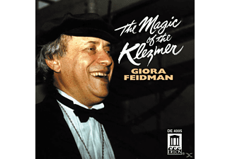 Giora Feidman - The Magic And The Klezmer - (CD)