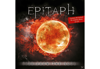 Epitaph - Fire From The Soul - (LP + Bonus-CD)